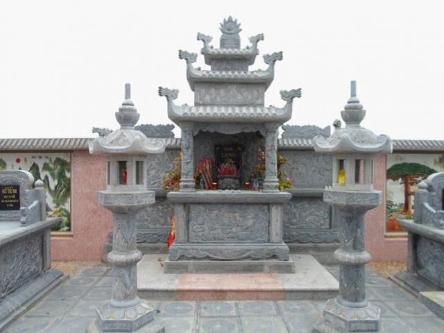 Đá ốp lăng mộ tại Nghệ An